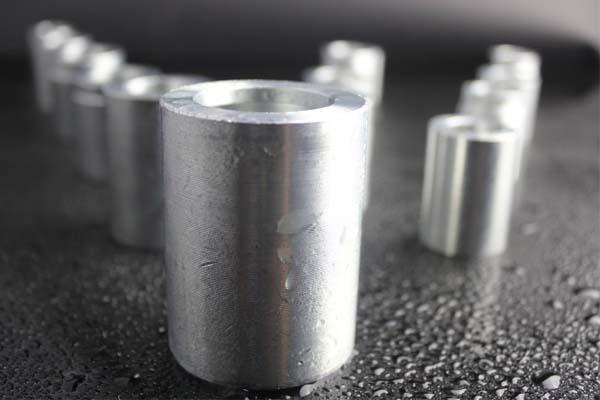 Комір шланга для м'якої сталі