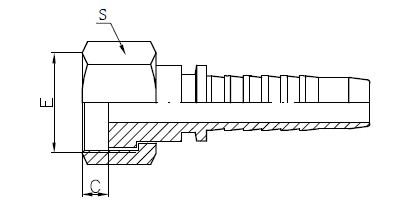 Шланг високого тиску R12